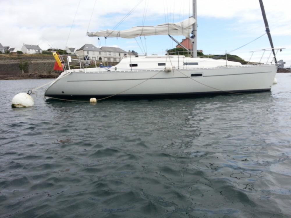 Alquiler de barcos Bénéteau Oceanis 311 DL enLorient en Samboat