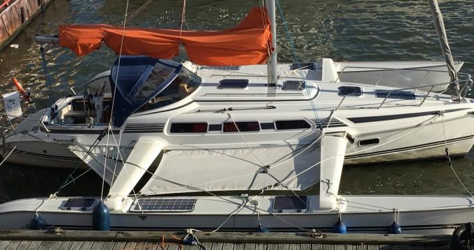 Catamarán para alquilar Valencia al mejor precio