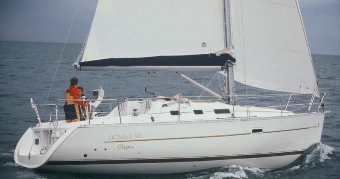Alquiler de barcos Otranto barato de Oceanis