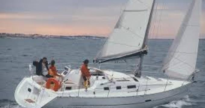 Alquiler de Bénéteau Oceanis en Otranto