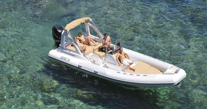 Alquiler de barcos Ibiza (Ciudad) barato de Sacs S 25 Dream