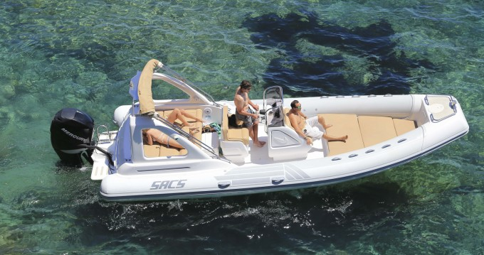 Alquiler de yate Ibiza (Ciudad) - Sacs Sacs S 25 Dream en SamBoat