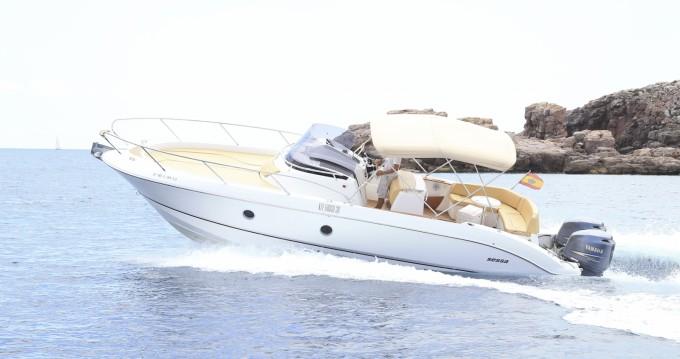 Sessa Marine Kay Large 30 entre particulares y profesional Ibiza (Ciudad)