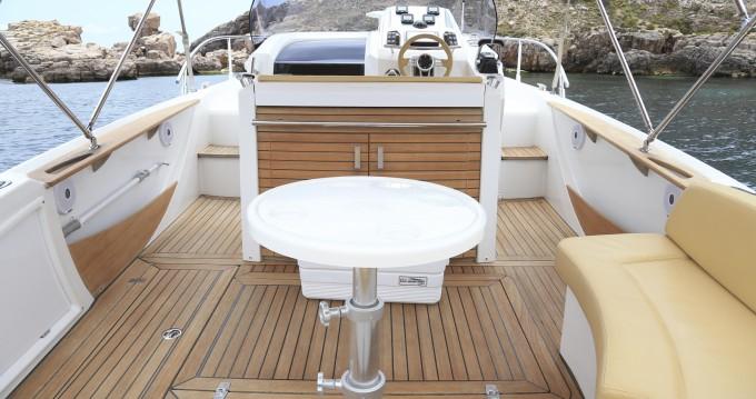 Alquiler de Lancha, con o sin patrón Sessa Marine Ibiza (Ciudad)