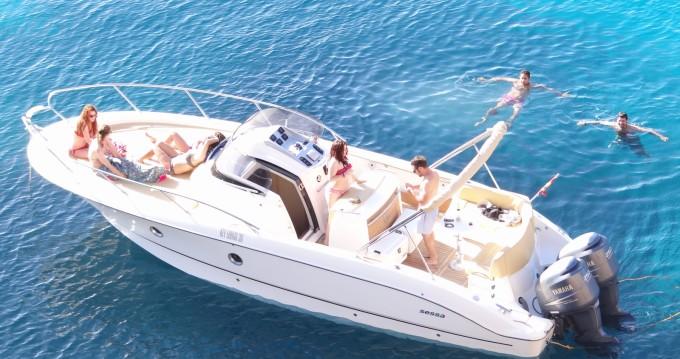 Alquiler de yate Ibiza (Ciudad) - Sessa Marine Kay Large 30 en SamBoat