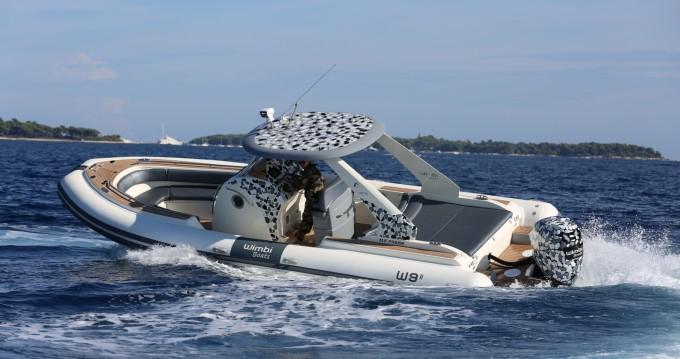 Alquiler de yate Port Grimaud - Wimbi Boats W9 en SamBoat