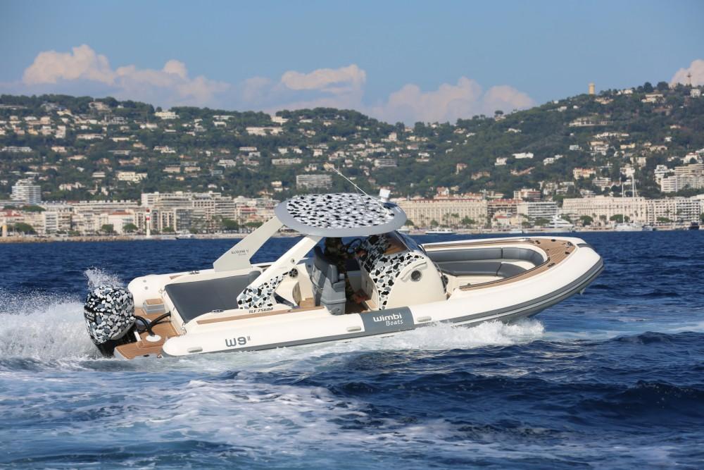 Alquiler de yate Grimaud - Wimbi Boats W9 en SamBoat
