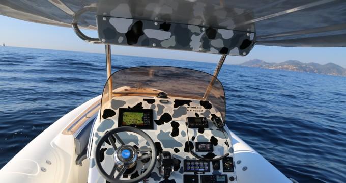Alquiler de barcos Wimbi Boats W9 enPort Grimaud en Samboat