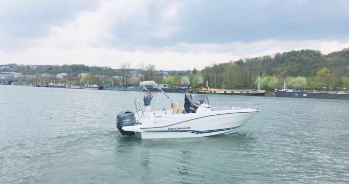 Alquiler de barcos Jeanneau Cap Camarat 6.5 CC Serie 3 enParis en Samboat