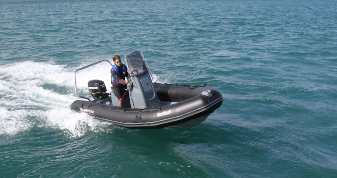 Alquiler Neumática en La Flotte - Bombard Sunrider 550