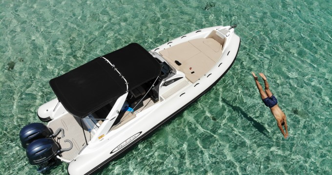Alquiler de barcos Ibiza (Ciudad) barato de Maestrale 8.5