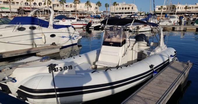 Alquiler de Nuova Jolly King 720 Extreme en Alicante