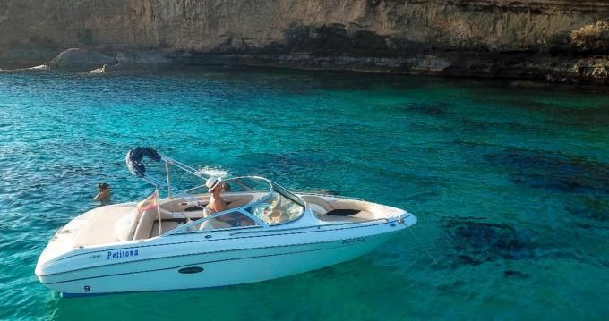 Alquiler de yate La Savina - Sea Ray Sea Ray 190 BR en SamBoat