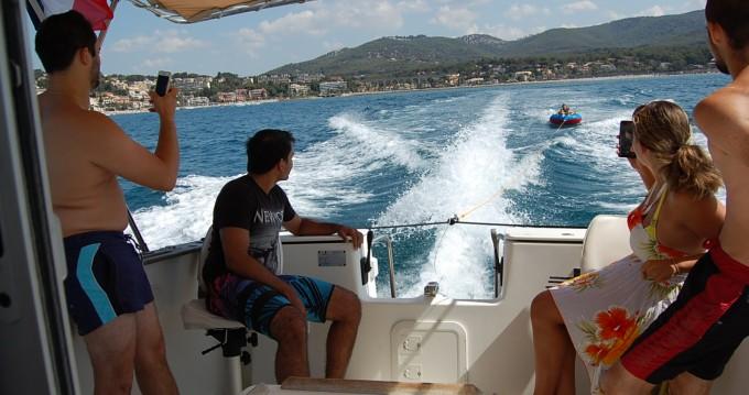 Alquiler de barcos Bénéteau Antares 700 Fishing enBandol en Samboat