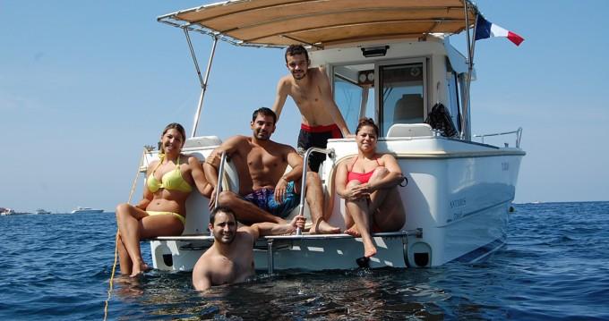 Alquiler Lancha en Bandol - Bénéteau Antares 700 Fishing