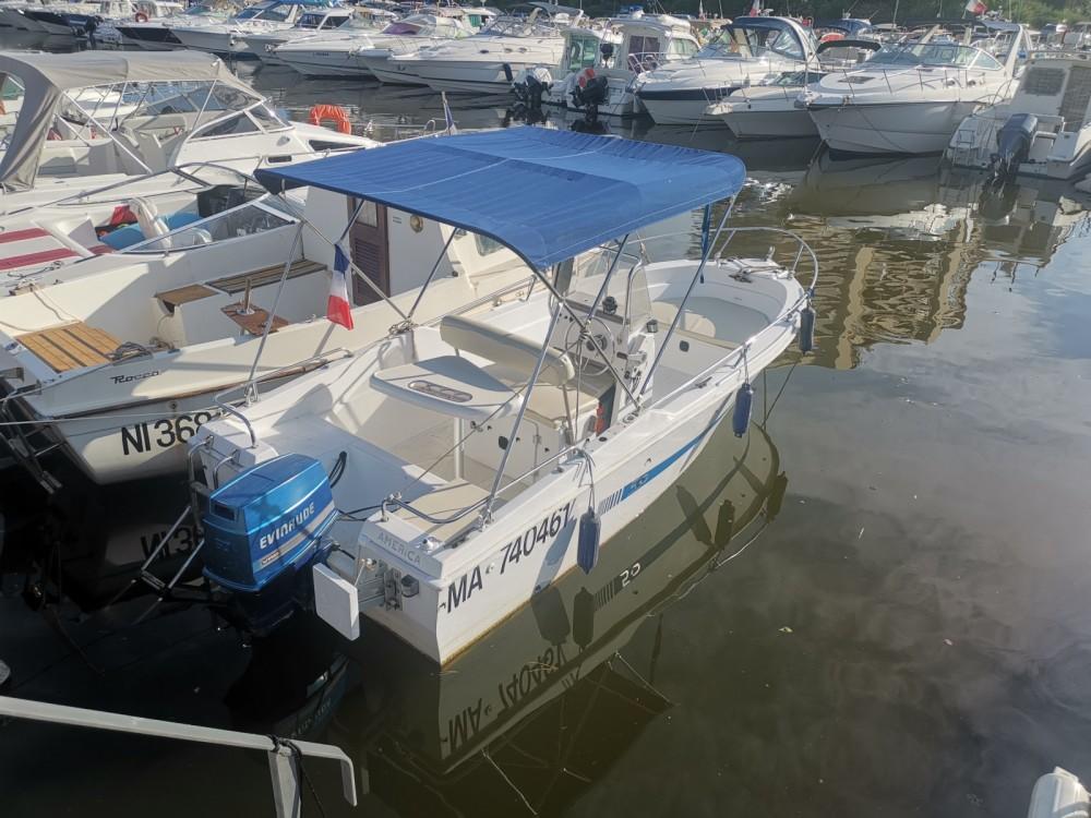 Alquiler de yate Mandelieu-la-Napoule - B2 Marine Cap Ferret 502 Open Swing en SamBoat