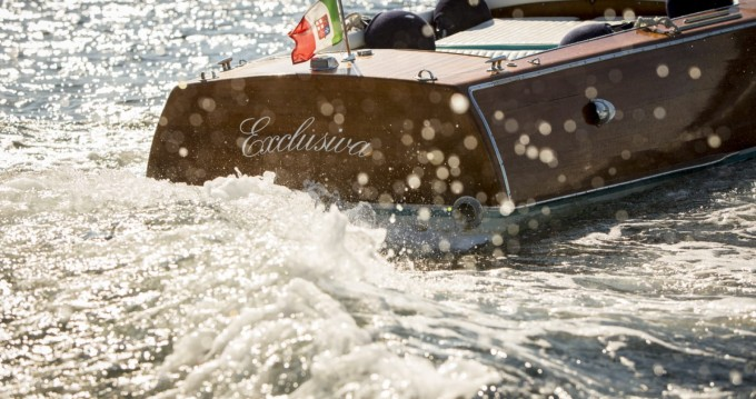 Alquiler de yate Sorrento - Riva Super florida en SamBoat