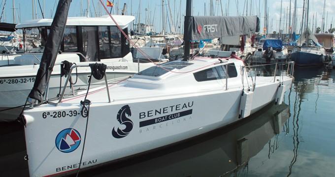 Alquiler de barcos Bénéteau First 24 enBarcelona en Samboat