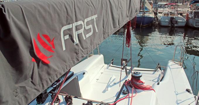 Alquiler de barcos Barcelona barato de First 24
