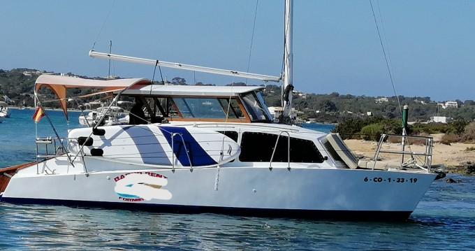 Alquiler de barcos La Savina barato de Bobcat