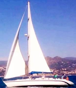 Alquiler de barcos Puerto Marina Benalmadena barato de 44