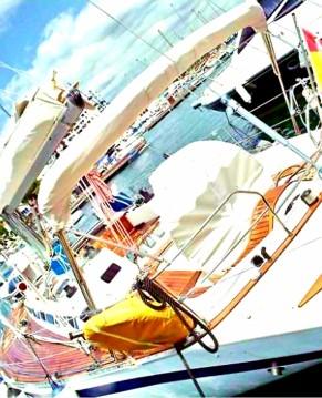 Alquiler de Mauritius 44 en Puerto Marina Benalmadena