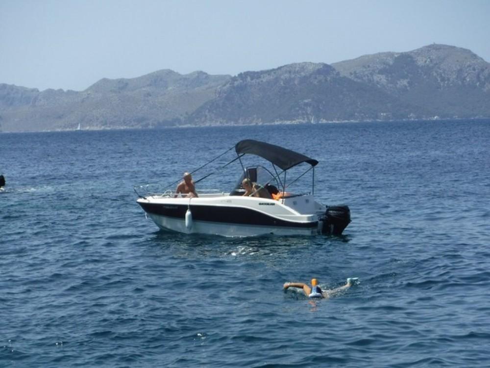 Lancha para alquilar Islas Baleares al mejor precio