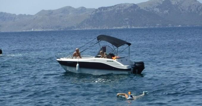 Alquiler de barcos Palma de Mallorca barato de Activ 455 Open