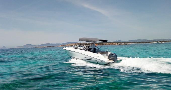Alquiler de barcos Santa Eulària des Riu barato de Cap Camarat 6.5 BR