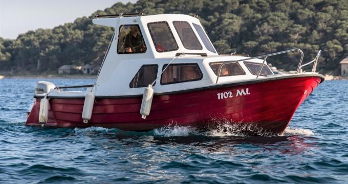 Alquiler Casa flotante en Mali Lošinj - Kvarnerplastika Primorka