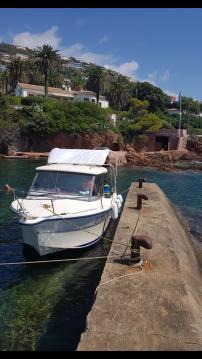 Alquiler de barcos Saint-Raphaël barato de Alienor 540