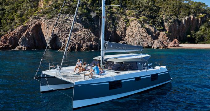 Alquiler Catamarán en Barcelona - Nautitech Nautitech 40