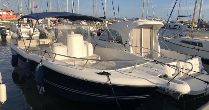 Alquiler de yate Hyères - White Shark White Shark 265 en SamBoat