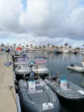 Alquiler de yate Formentera - navilux rib 3,90 en SamBoat