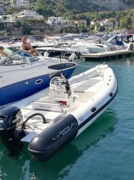 Alquiler de barcos Cristian Marine 6.3 enNápoles en Samboat