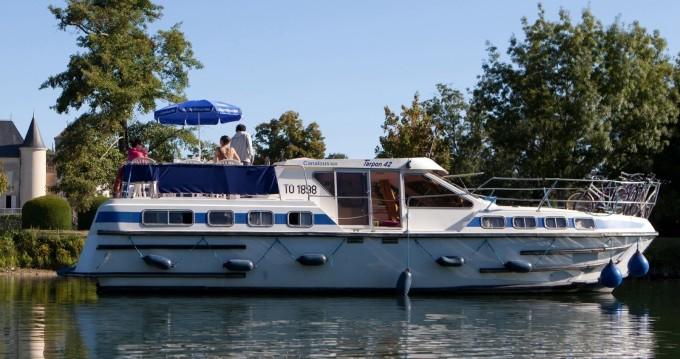 Alquiler de yate Homps - Les Canalous Tarpon 42 en SamBoat