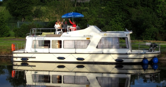 Casa flotante para alquilar Homps al mejor precio