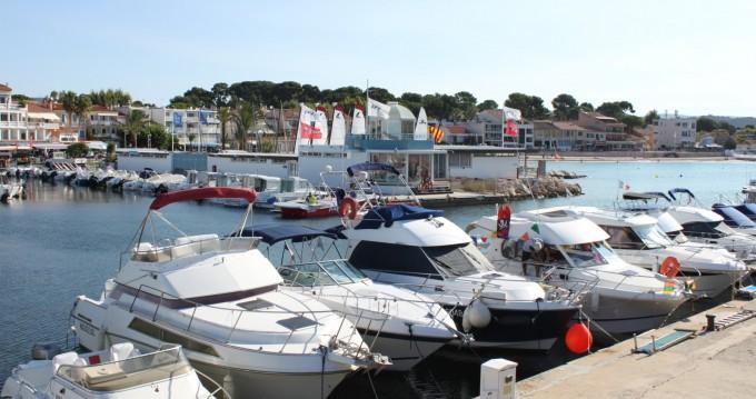 Alquiler de barcos Guy Couach peche promenade enSaint-Cyr-sur-Mer en Samboat