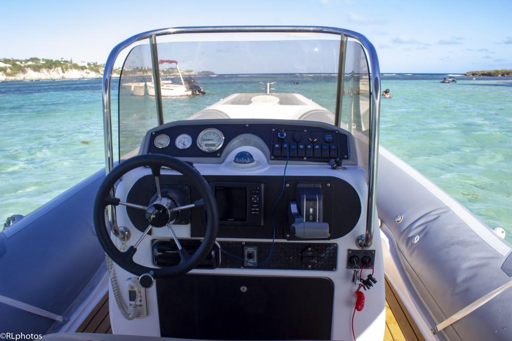 Alquiler de barcos Le Gosier barato de Sacs S 25 Dream