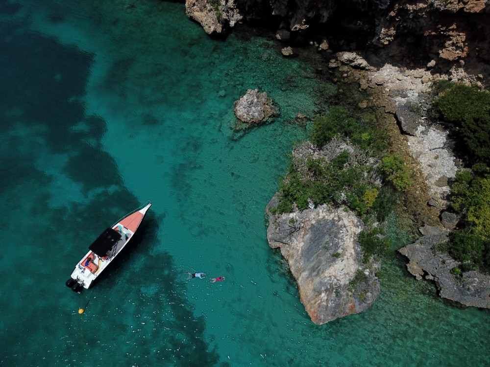 Alquiler Lancha DONZI con título de navegación