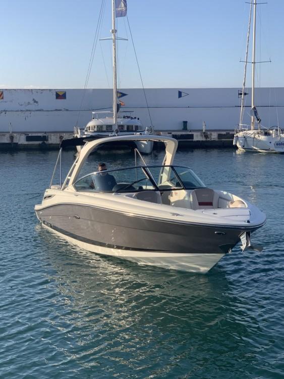 Alquiler de yate Marbella - Sea Ray 270 SLX en SamBoat