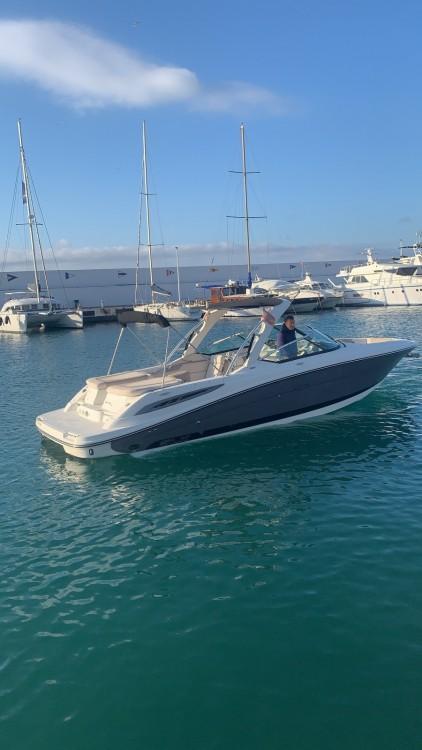 Alquiler de barcos Sea Ray 270 SLX enMarbella en Samboat