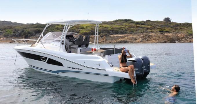 Alquiler de barcos Bastia barato de Cap Camarat 9.0 WA