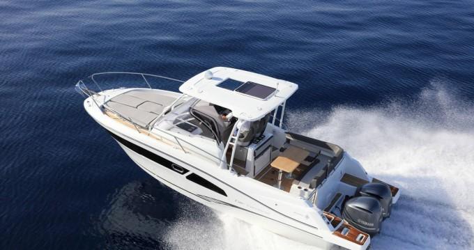 Alquiler de yate Bastia - Jeanneau Cap Camarat 9.0 WA en SamBoat