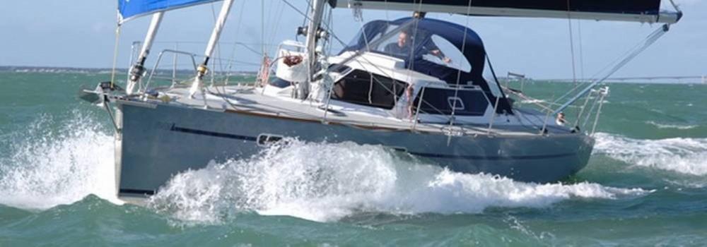 Alquiler de Fora Marine RM1050 en La Roche-Bernard