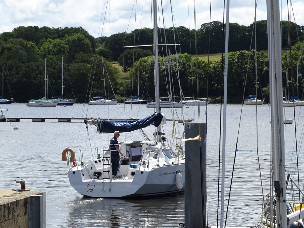 Alquiler de barcos Fora Marine RM1050 enLa Roche-Bernard en Samboat