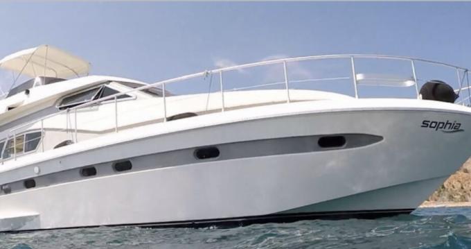 Alquiler de barcos Alicante barato de 50 GLX