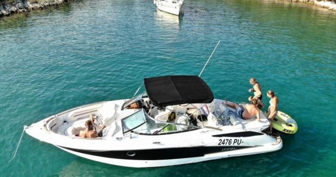 Alquiler de barcos Doral 265 Elite BR enPula en Samboat