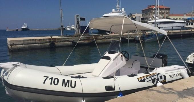 Italboats Predator 570 entre particulares y profesional Zadar