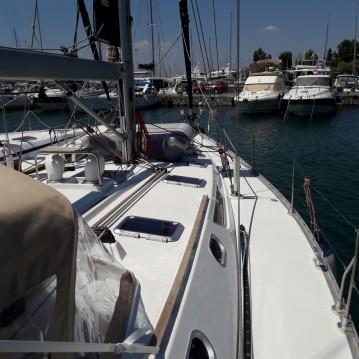 Alquiler Velero en Atenas - Jeanneau Sun Odyssey 52.2